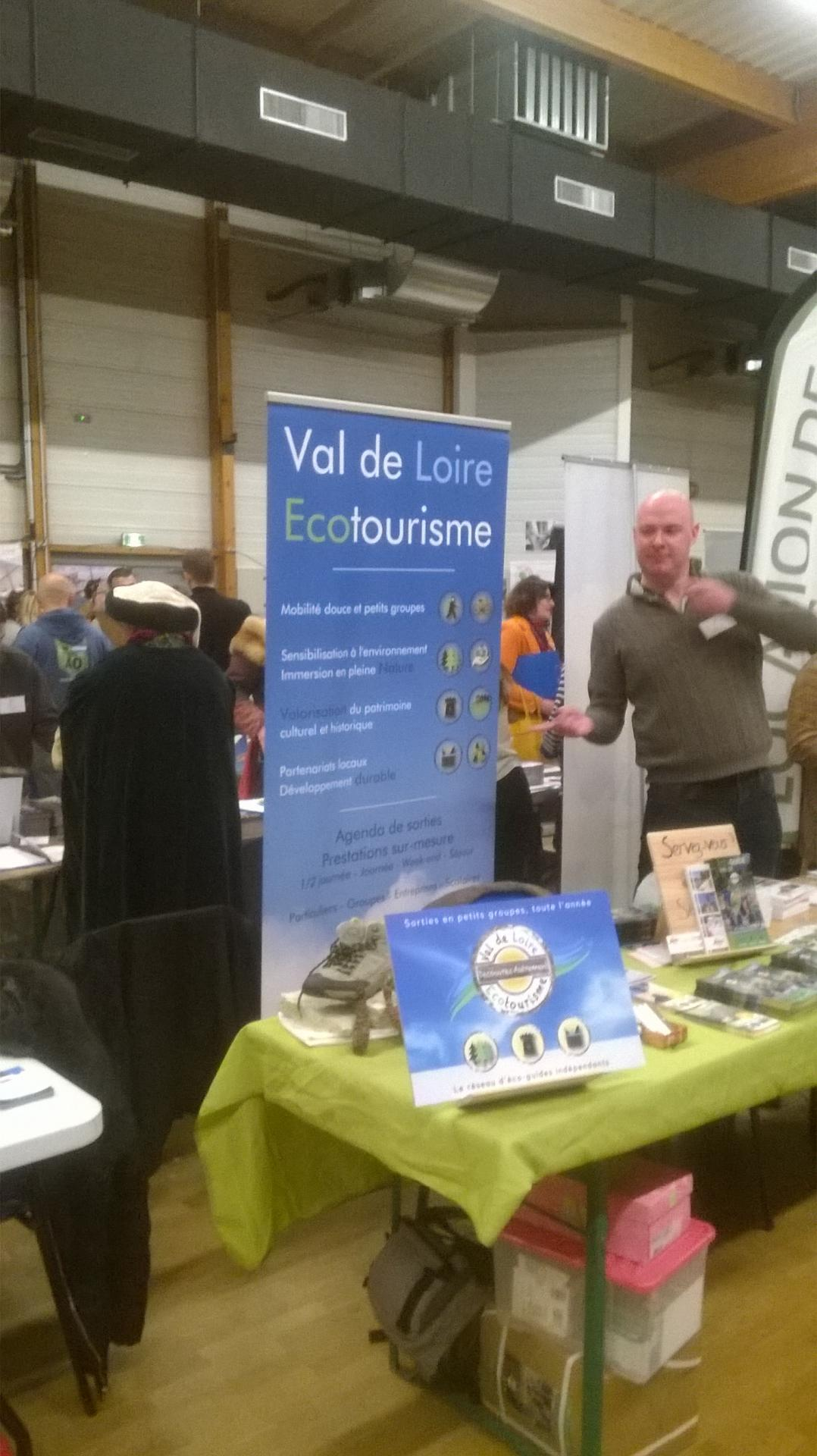 Stand Val de Loire Ecotourisme