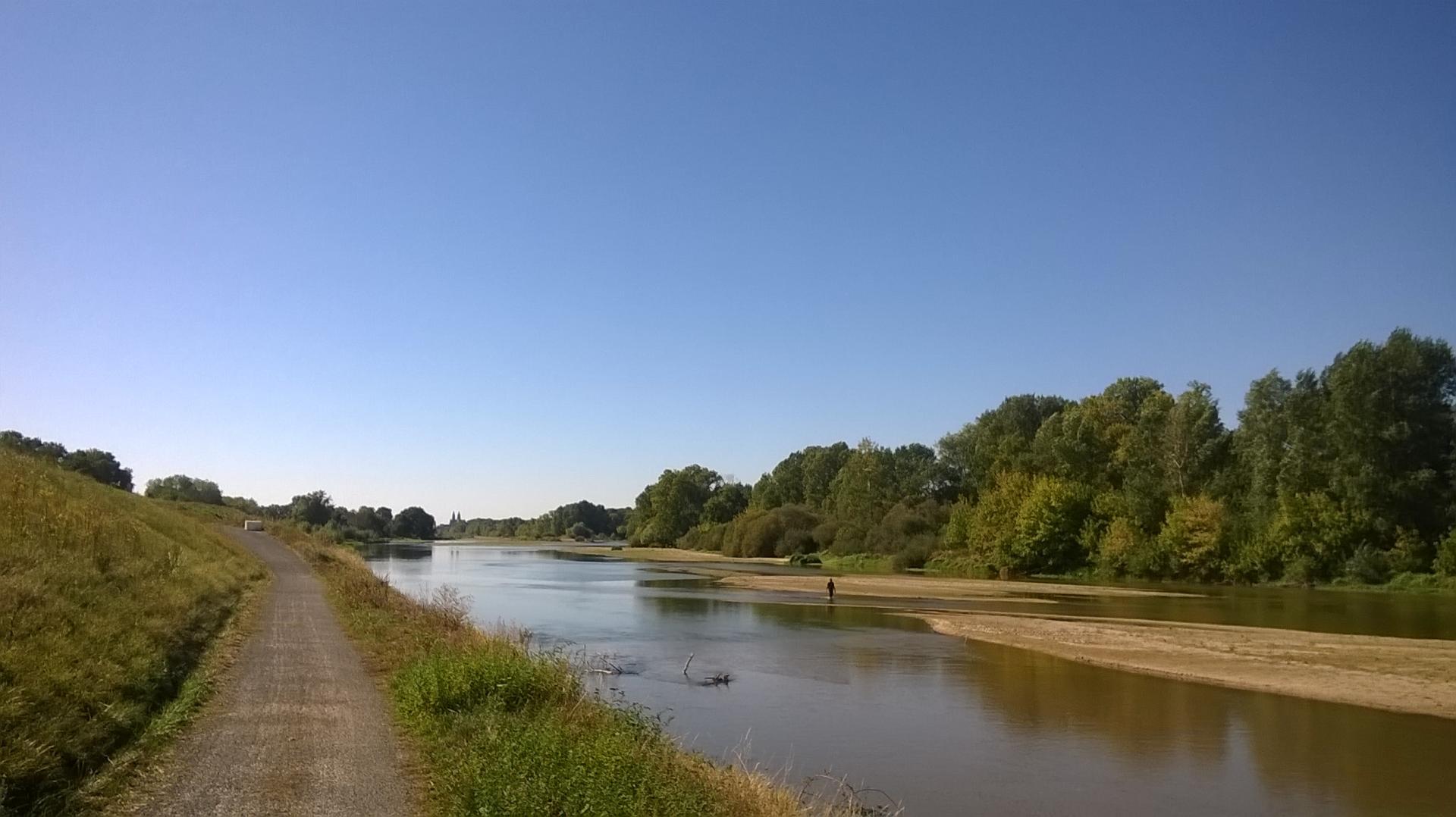 Week end Loire à vélo