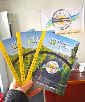 Catalogue écotourisme 2020 de Val de loire écotourisme