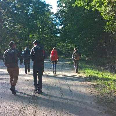 Séjour randonnée en Touraine val de loire