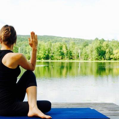 Domaine des Thomeaux week end nature et yoga